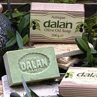 Мыло туалетное Dalan Antique 100% Оливковое мыло 170г. Натуральное мыло Ручной Работы