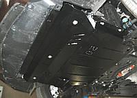 Защита картера двигателя Mazda 3 2009-2013 V-всі,двигун, КПП, радіатор ( Мазда 3) (Kolchuga)