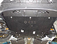 Защита картера Ford B-Max EcoBoost 2013- V-1,0,двигун, КПП, радиатор (Форд Б-Макс Екобуст)