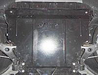 Защита картера Ford Kuga EcoBoost 2013- V-1,5; 1,6, АКПП/МКПП,двигун, КПП, радиатор (Форд Куга
