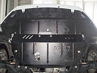 Защита картера Ford Mondeo 2007-2014 V-всі,двигун, КПП, радиатор (Форд Мондео) (Kolchuga)