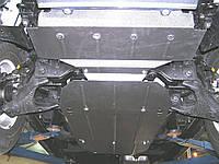 Защита картера двигателя Kia Sorento- Луцька збірка 2006-2009 V-2,5D; 3,3,двигун, КПП, раздатка ( Киа