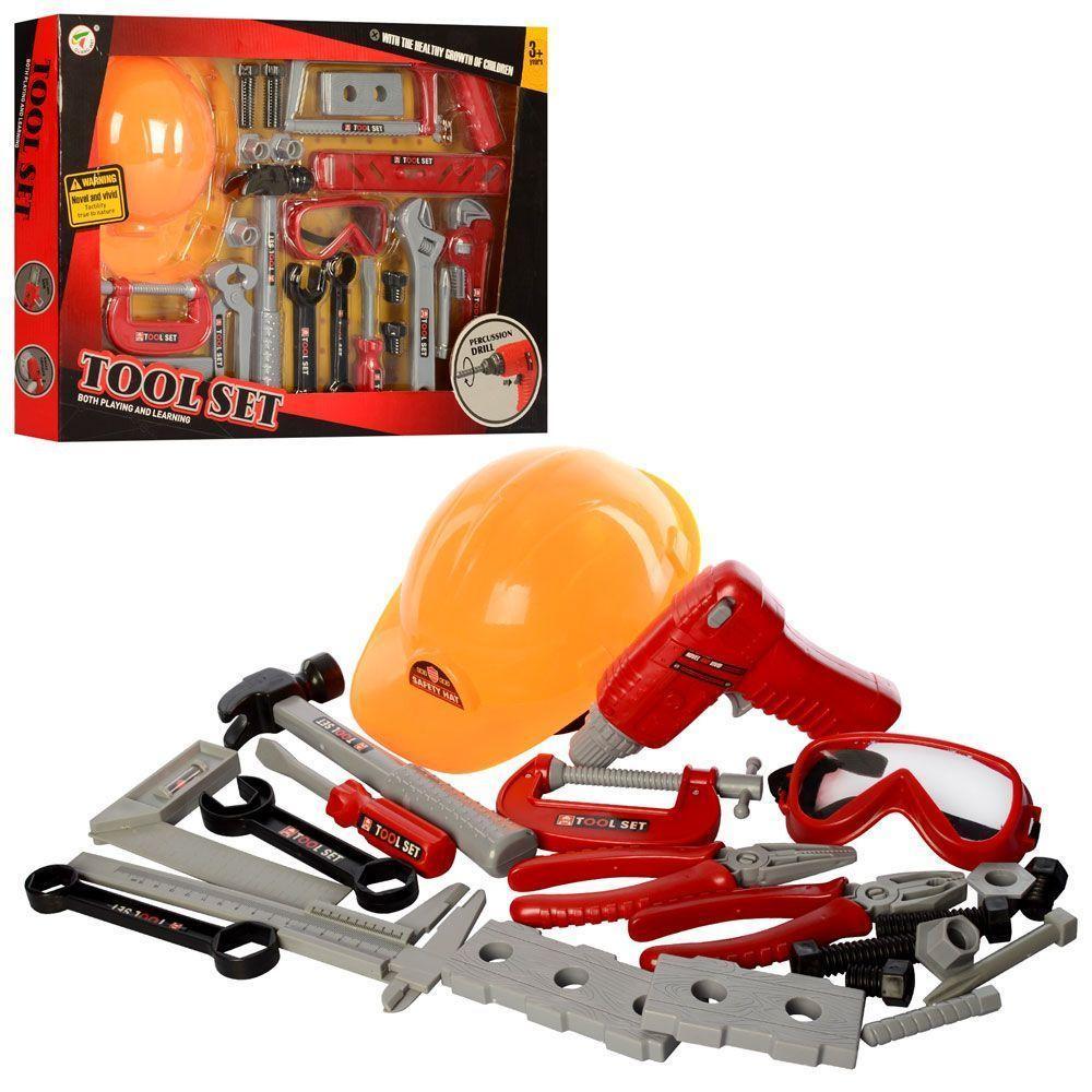 Детский набор инструментов T1607-1-2