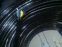Провод АВВГ 2х2,5 кв.мм ГОСТ (виниловый гибкий белый)  только бухтами!, фото 1