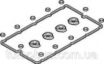 Прокладки клапанной крышки (комплект) на Рено Мастер ІІ 2.2dCi / 2.5dCi — Elring (Германия) - 375500