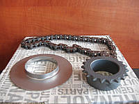 Цепь привода масляного насоса на Рено Мастер 00-> 2.2dCi+2.5dCi — Renault (Оригинал) - 7701472703