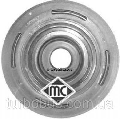 Ременной шкив коленвала (6-pk) на Рено Мастер (2000-2010) 2.2dCi - METALCAUCHO (Испания) - MC4463