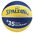 Мяч баскетбольный Spalding NBA Player Kevin Durant Size 7, фото 2
