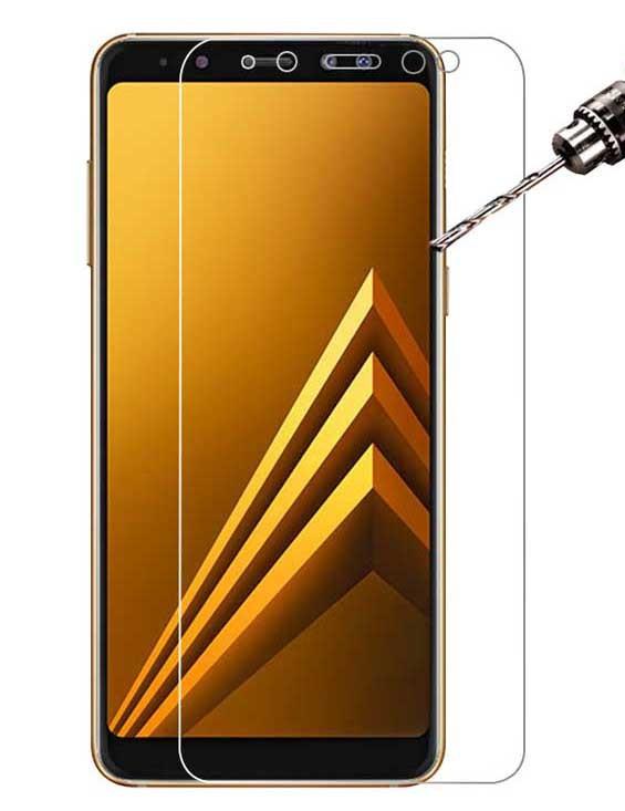 Защитное стекло Mocolo для Samsung A730 Galaxy A8+ (2018)
