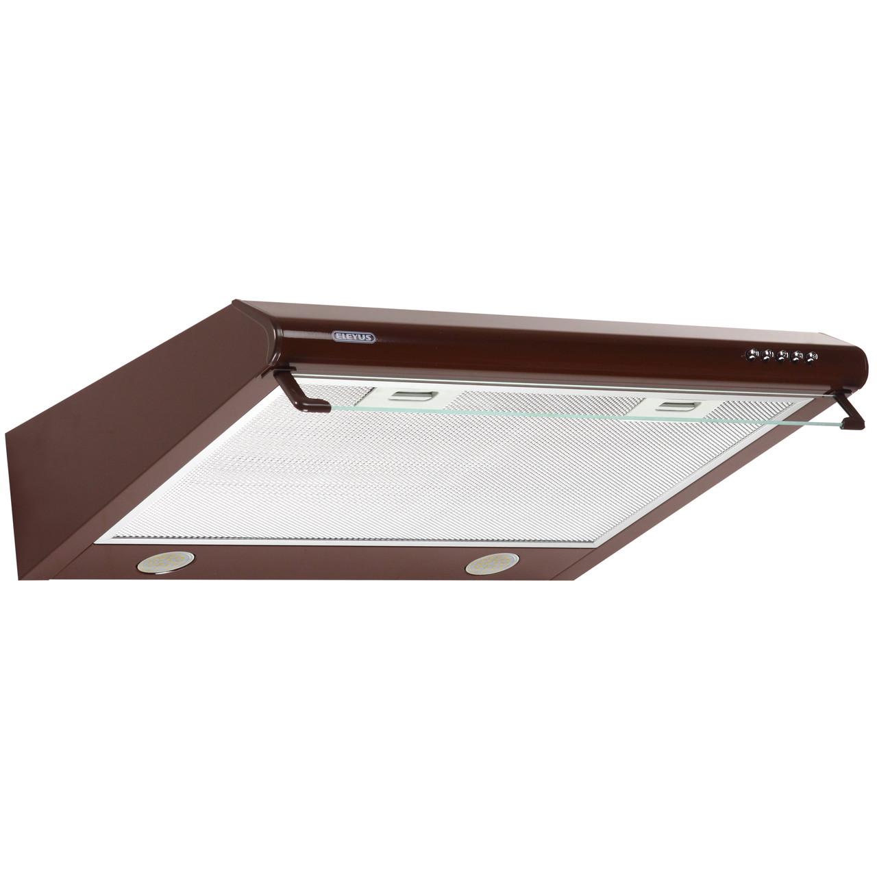 Витяжка кухонна ELEYUS BONA ІІ LED SMD 50 BR + Безкоштовна доставка!