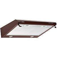 Витяжка кухонна ELEYUS BONA ІІ LED SMD 50 BR (коричнева)