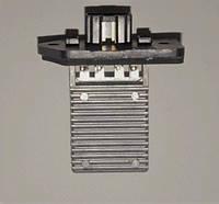 Резистор вентилятора печки Ланос GM Корея (оригинал)