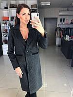 Женское демисезонное стильное пальто от 42 до 48 размера РАЗНЫЕ ЦВЕТА