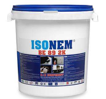 Isonem BE 89 2K (Двухкомпонентная битумная гидроизоляция)