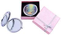 Зеркальце в подарочной упаковке Рыбы №7006-3-4
