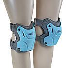 Комплект защитный Nils Extreme H407 Size XL Blue/Grey, фото 2