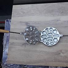 Форма для випічки комбінована ( грибочки,жолудь,шишки, зірочки,черепашки