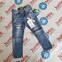 Подростковые джинсовые брюки для мальчиков оптом KIDS-KOL
