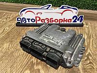 Блок управления двигателем ЭБУ 1.6 HDI Citroen Berlingo Ситроен Берлинго 2003 - 2008, 9659614980