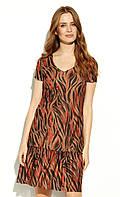 Платье Rasha Zaps цвета кэмел. Коллекция весна-лето 2020, фото 1