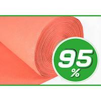 Сетка затеняющая 95%, 4м*50м, оранжевая (Agreen)