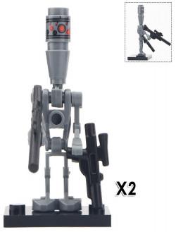 Фигурка IG-88 ИГ-88 Охотник за головами Мандалорец Star Wars Звёздные войны Аналог лего