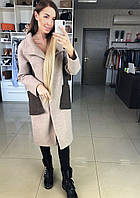 Женское демисезонное пальто от 42 до 50 размера РАЗНЫЕ ЦВЕТА
