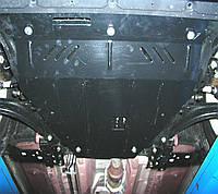 Защита картера Renault Koleos 2008- V-всі,двигун, КПП, радіатор (Рено Колеос) (Kolchuga), фото 1