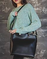 Женская классическая сумка из кожзама Камелия М205-34, фото 1