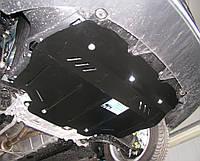 Защита картера Skoda Superb II 2008-2014 V-всі,двигун, КПП, радіатор ( Шкода Супер Б 2)