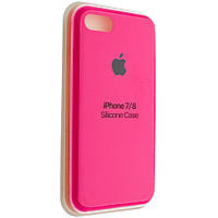 "Чехол Silicon iPhone 7 - ""Барби №47"""