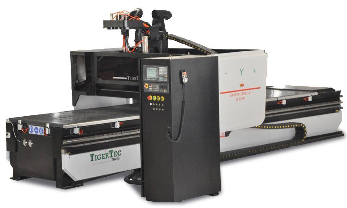 Верстат Tigertec серіїї TwinTable для виготовлення корпусних меблів