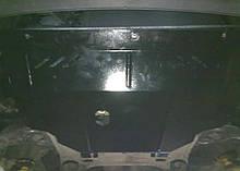 Защита двигателя Opel Vivaro 2001- V-2,5D,двигун, КПП, радіатор ( Опель Виваро) (Kolchuga)