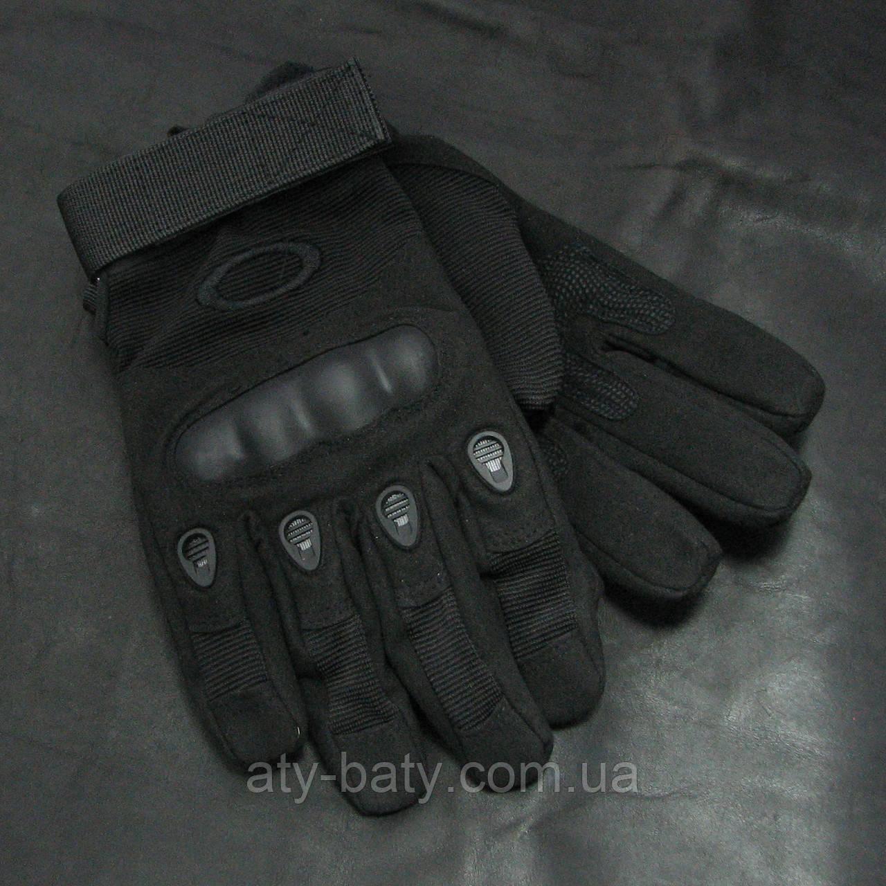 Перчатки тактические OAKLEY BC-4623-BK (Реплика)