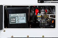 Генератор Hyundai DHY 8500SE-Т, фото 3