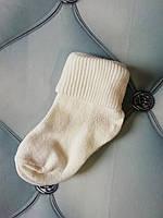 Носки для новорожденных Однотонные, Турция, от 0 до 3 мес.