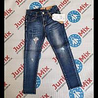 Детские джинсы для девочек оптом  GRACE