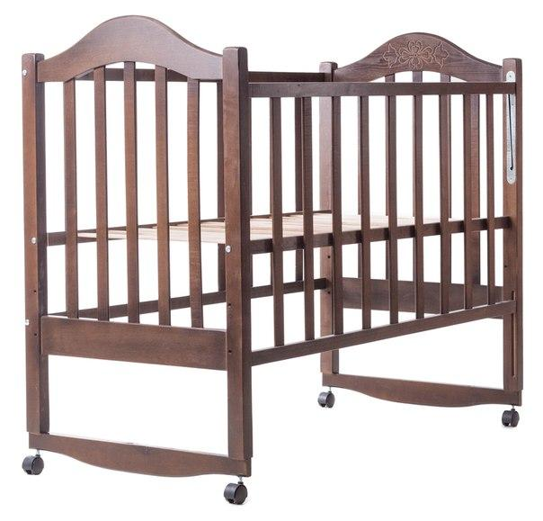 Ліжко Babyroom Діна D103 венге
