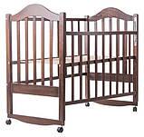 Ліжко Babyroom Діна D103 венге, фото 2