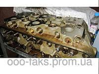 Головка блока цилиндров ЯМЗ 236 МАЗ в сборе - ГБЦ