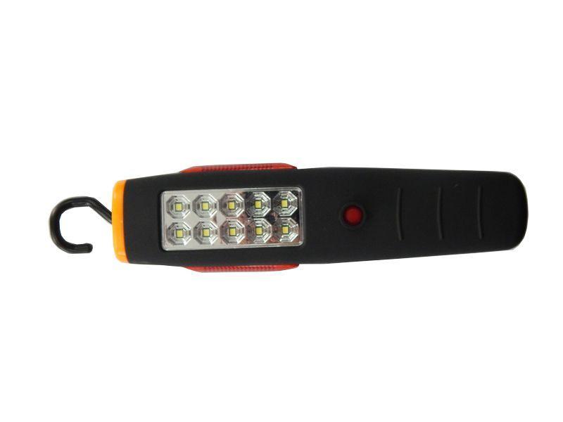 Лампа переносная светодиодная аккумуляторная(30 + 7LED, 3.7V, 1800mAh)