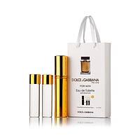 Мини-парфюм с феромонами мужской DOLCE & GABBANAThe One for Men3х15 мл