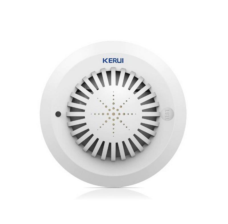 Беспроводной датчик дыма Kerui SD03