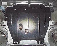 Защита картера Renault Scenic 2009- V-2,0 i; 1,5 TDCI;,двигун, КПП, радіатор (Рено Сценик)