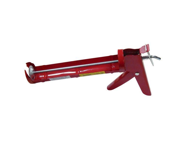 Пистолет для герметика полуоткрытый (туба 380гр)