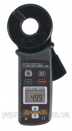 Kyoritsu KEW Model 4200- Измеритель сопротивления заземления