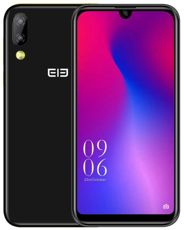 Elephone A6 mini 4/32 Gb Black, 4G