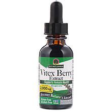 "Экстракт ягод витекса Nature's Answer ""Vitex Berry Extract"" без спирта, 2000 мг (30 мл)"