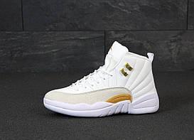 Мужские кроссовки Nike Air Jordan 13 White (реплика)