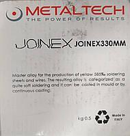 Припой для желтого золота (AU) 585, Metaltech, Joinex 330МM, фото 1